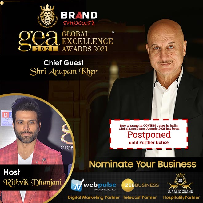 Global Excellence Awards 2021